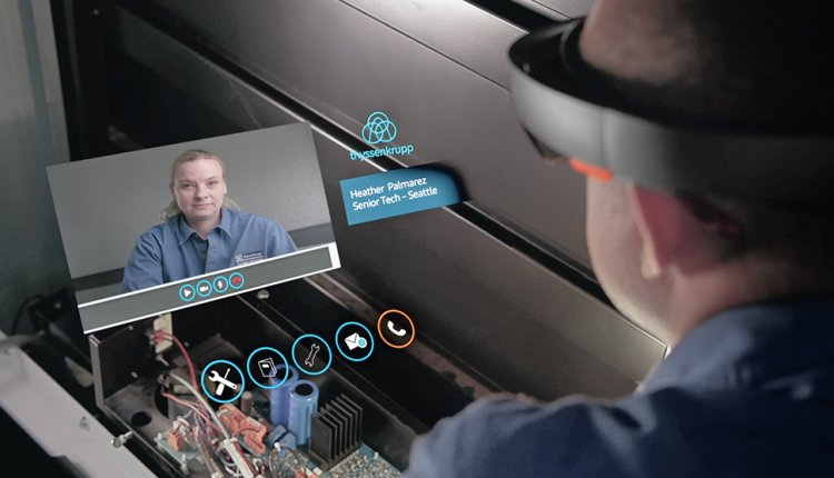 Hands on: Microsoft HoloLens review - Publisher - Clean Tech